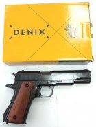 Макет кольта-45 Denix США 1860 года (01/9312) - изображение 3