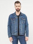 Джинсовая куртка Levi's The Trucker Jacket Mayze 72334-0354 XL (5400816074144) - изображение 1