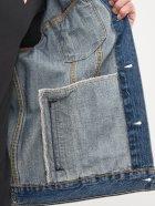 Джинсовая куртка Levi's The Trucker Jacket Mayze 72334-0354 XL (5400816074144) - изображение 6
