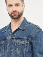 Джинсова куртка Levi's The Trucker Jacket Mayze 72334-0354 M (5400599916426) - зображення 4