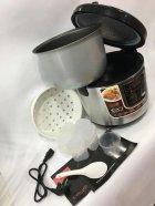 Мультиварка пароварка йогуртница хлебопечка Banoo 6 литров медленноварка 1500 Вт. Лучшая домашняя мощная помощница на кухне BN7001S - зображення 4