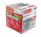 Мультиварка пароварка йогуртница хлебопечка Banoo 6 литров медленноварка 1500 Вт. Лучшая домашняя мощная помощница на кухне BN7001S - зображення 6