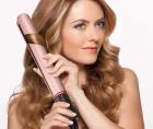 Утюжок выпрямитель щипцы для волос профессиональный с керамическим покрытием DSP 10074 - изображение 7
