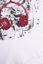 Футболка Coccodrillo Everyday Cat WC1143204ECA-001 104 см Белая (5904705491260) - изображение 5