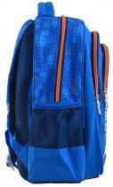 Рюкзак школьный 1 Вересня S-22 Steel Force для мальчиков 0.68 кг 29х37х12 см 12 л (556345) - изображение 4