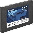 """Накопичувач SSD 2.5"""" 240GB Burst Elite Patriot (PBE240GS25SSDR) - зображення 2"""