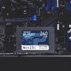 """Накопичувач SSD 2.5"""" 240GB Burst Elite Patriot (PBE240GS25SSDR) - зображення 5"""