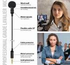 Петличный микрофон Green Audio GAM-141S для ПК/Смартфона/Камеры/Ноутбука - изображение 7