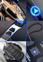 Мышь геймерская SKY (G3 Pro S) Star Black, 3200 DPI, RGB - изображение 3
