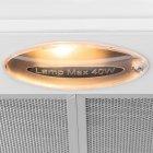 Вытяжка кухонная PYRAMIDA UX 50 WH - изображение 7
