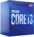 Процесор Intel Core i3-10100F BX8070110100F (s1200, 3.6 GHz) Box (6634713) - изображение 1