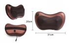 Массажная подушка Magic Massager Pillow 8028 для дома и машины - изображение 3