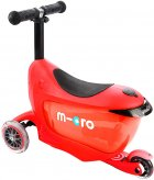 Самокат Micro Mini 2Go Deluxe Plus Red (MMD032) (7640108563316) - зображення 4
