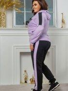 Спортивный костюм Seven 789 60-62 Лавандовый (4821000046869) - изображение 2