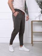 Спортивные штаны ISSA PLUS SA-127 XXL Темно-серые (issa2001329329894) - изображение 1