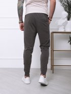 Спортивные штаны ISSA PLUS SA-127 XXL Темно-серые (issa2001329329894) - изображение 2