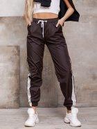 Спортивные штаны ISSA PLUS SA-124 M Темно-коричневые (2001163829932) - изображение 1