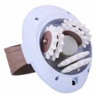 Антицелюлітний роликовий масажер для тіла Shuqin Body Slimmer SQ-100 - зображення 2