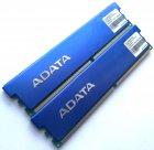 Пара ігрової оперативної пам'яті ADATA DDR2 4Gb (2Gb+2Gb) 800MHz PC2 6400U CL5 (AD2U800B2G5-DRH) Б/У - зображення 2