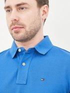 Поло Tommy Hilfiger 10474.2 XL (50) Голубое - изображение 4