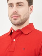 Поло Tommy Hilfiger 10474.3 S (44) Красное - изображение 4