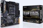 Материнська плата Asus TUF B450M-Pro Gaming Socket AM4 - зображення 1