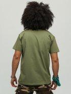Футболка YAPPI MOL10041 S Зеленая с хаки (A2000001771846) - изображение 2