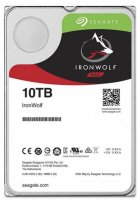 "Жорсткий диск Seagate IronWolf HDD 10TB 7200rpm 256MB ST10000VN0008 3.5"" SATA III - зображення 1"