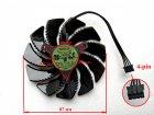 Вентилятор Everflow для видеокарты Gigabyte Mini ITX T129215SU (№133) - изображение 3