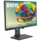Монітор BENQ PD2700U Grey - зображення 3
