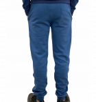 Спортивні штани чоловічі 9922 SAMO синій М - зображення 2
