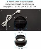 Вытяжка ELEYUS GEMINI 800 LED 52 BL - изображение 15