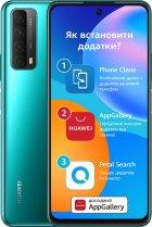 Мобильный телефон Huawei P Smart 2021 NFC 128GB Green - изображение 2