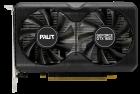 Palit PCI-Ex GeForce GTX 1650 GamingPro OC 4GB GDDR6 (128bit) (1410/12000) (HDMI, 2 x DisplayPort) (NE61650S1BG1-1175A) - зображення 1