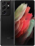 Мобільний телефон Samsung Galaxy S21 Ultra 12/256 GB Phantom Black (SM-G998BZKGSEK) + Сертификат на 5500 грн в подарок! - зображення 1