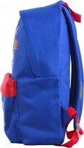 Рюкзак молодежный Yes SP-15 Oxford dark blue для мальчиков 0.46 кг 41х30х11 см 13.5 л (555026) - изображение 3