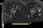 Asus PCI-Ex GeForce RTX 3060 Dual 12GB GDDR6 (192bit) (1807/15000) (1 x HDMI, 3 x DisplayPort) (DUAL-RTX3060-12G) - зображення 1