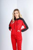 Спортивный костюм Demma 849 42-44 Красный (4821000050040_Dem2000000014050) - изображение 4
