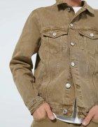 Куртка Zara М0104112 (0840/325/505) цвет коричневый S - изображение 3