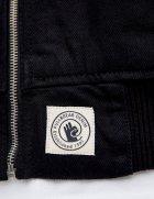Джинсовка PULL & BEAR М0107525 (9716/521/800) цвет черный M - изображение 4