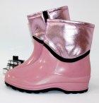 Сапоги силиконовые SELENA Fay1 пудра 38 24.0см розовый - изображение 1