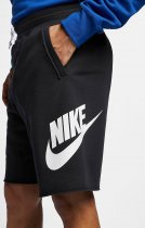 Шорты Nike M Nsw He Short Ft Alumni AR2375-010 S (884726553695) - изображение 2