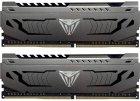 Оперативная память Patriot DDR4-3200 32768MB PC4-25600 (Kit of 2x16384) Viper Steel (PVS432G320C6K) - изображение 1