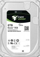 "Жорсткий диск Seagate Exos 7E8 512E 6TB 7200rpm 256MB ST6000NM021A 3.5"" SATA III - зображення 1"