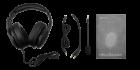 Навушники Hator Hellraizer Black/Gold (HTA-813) - зображення 6