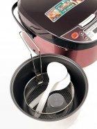 Мультиварка пароварка фритюрница BITEK 6 литров медленноварка 1500 Вт лучшая домашняя мощная помощница на кухне BT00033B - изображение 4