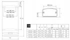 Водонагреватель Tesy BelliSlimo Dry 65 л GCR 802724D E31 EC (Бойлер GCR802724DE31EC) 305065 Сухой тен - изображение 7