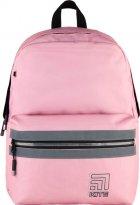 Рюкзак Kite City 460 г 41x30x13 см 18 л Розовый (K21-2581M-2) - изображение 1