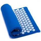 Килимок масажний Аплікатор Кузнєцова Релакс 60х40 см OSPORT (KZ-1251) Синій - зображення 1