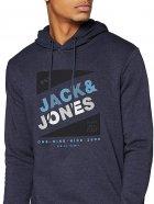 Худі Jack & Jones 12182463-62038 S Navy Blazer (5714920095019) - зображення 1